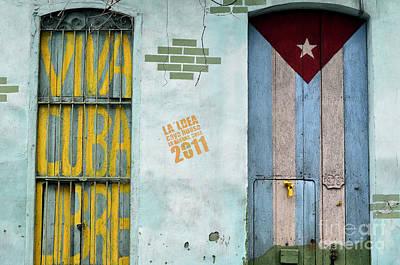 Viva Cuba Libre Print by Xavier ARNAUD
