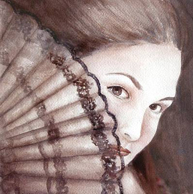 Viva La Fiesta Art Print by Dorothy Nalls