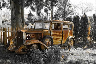 Photograph - Viva La Oldtimer 2 by Jim Hatch