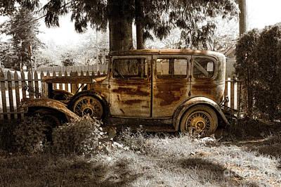 Digital Art - Viva La Oldtimer by Jim Hatch