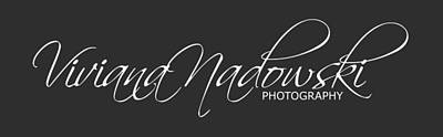 Photograph - Viviana Nadowski Photography Logo by Viviana Nadowski