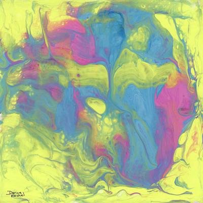 Painting - Vivid Motion by Darice Machel McGuire