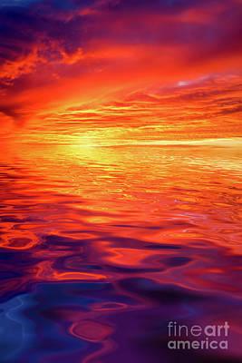 Photograph - Vivid Reflections 2 By Kaye Menner by Kaye Menner