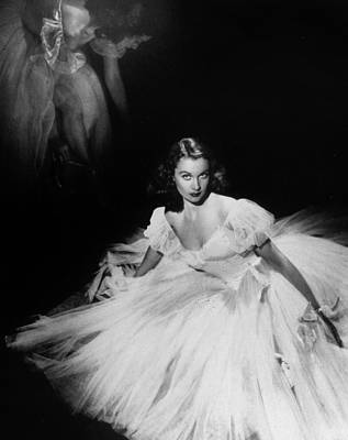 Sex Symbol Photograph - Vivien Leigh by English School