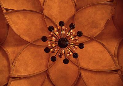 Digital Art - Vladislav Hall Prague Castle  Ceiling by Mihaela Pater