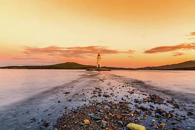 Photograph - Vladivostok Lighthouse by Jose Luis Vilchez