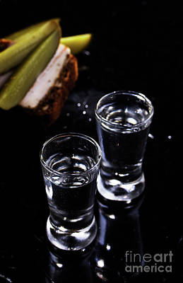 Photograph - Vodka by Anastasy Yarmolovich