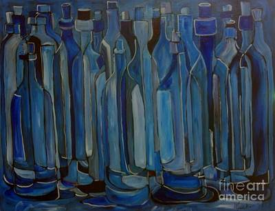 Painting - Vodka by John Stillmunks