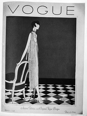 Photograph - Vogue Magazine, 1925 by Granger