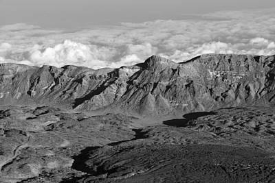 Photograph - Volcanic Landscape Teide National Park Tenerife by Marek Stepan