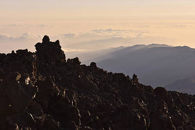 Photograph - Volcanic Landscape Tenerife  by Marek Stepan