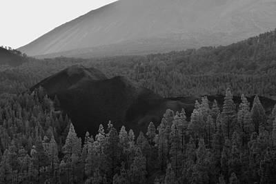 Photograph - Volcano Chinyero Tenerife  by Marek Stepan