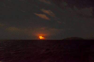 Photograph - Volcano Receding In The Distance by Harry Strharsky
