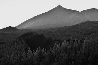 Photograph - Volcanoes Of Tenerife  by Marek Stepan