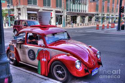 Photograph - Volkswagen Barista by David Bearden
