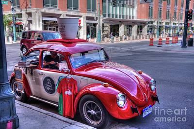 Photograph - Volkswagen Barista by David Bearden