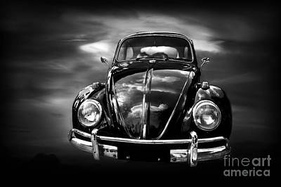 Volkswagen Art Print by Charuhas Images