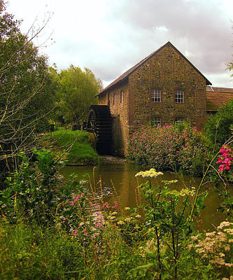Volmolen Watermill Art Print