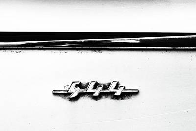 Photograph - Volvo Pv544 by Karen Stahlros