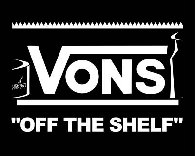 Digital Art - Vons by Mike Martinet