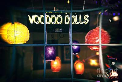 Photograph - Voo Doo Dolls Fusion by John Rizzuto