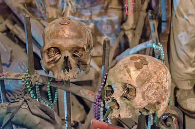 Photograph - Voodoo Altar by Jim Shackett