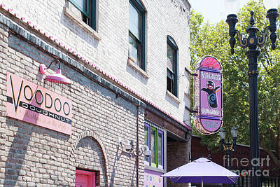 Photograph - Voodoo Doughnut Portland Oregon 5d3714 by Wingsdomain Art and Photography