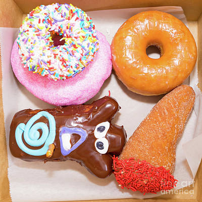 Voodoo Shop Wall Art - Photograph - Voodoo Doughnut Portland Oregon Dsc6607 by Wingsdomain Art and Photography