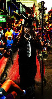 Photograph - Voodoo Priestess by Jeff Kurtz