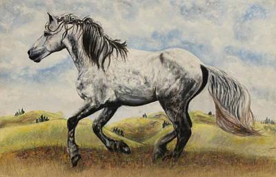 Painting - Vor by Jeanne Fischer