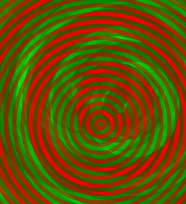 Roaring Red - Vortex 1 by Julia Woodman