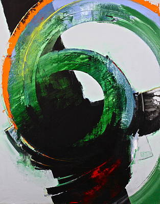 Painting - Vortex by Cliff Spohn