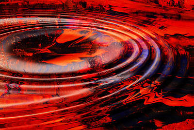 Vortex Art Print by Patricia Motley