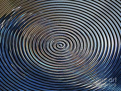 Photograph - Vortex by Richard Brookes