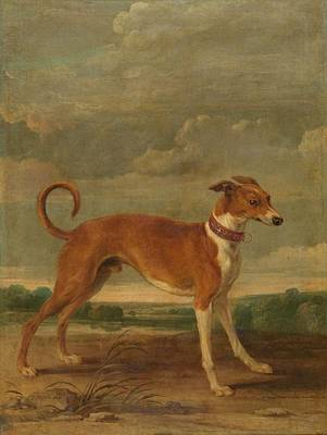 Mellow Yellow - VOS, PAUL DE 1596, 1678 A dog 1636 - 1638. by Vos Paul De