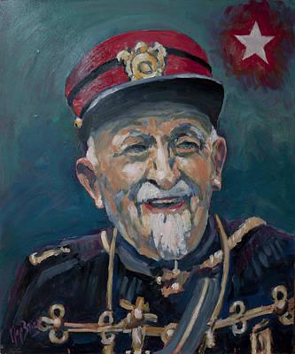 Painting - Voulez Vous Un Pelske by Nop Briex