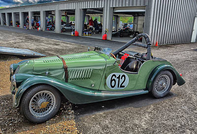 Photograph - Vrg Morgan 612 by Mike Martin