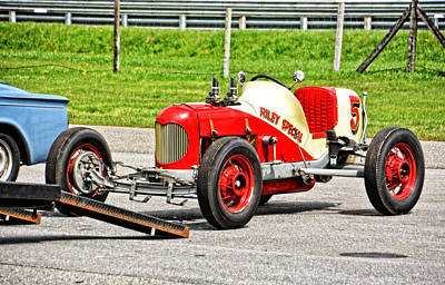 Photograph - Vscca Riley Special 5 by Mike Martin