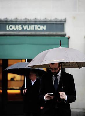Photograph - Vuitton by Jerry Cordeiro