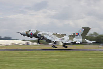 Photograph - Vulcan Bomber by Stewart Scott