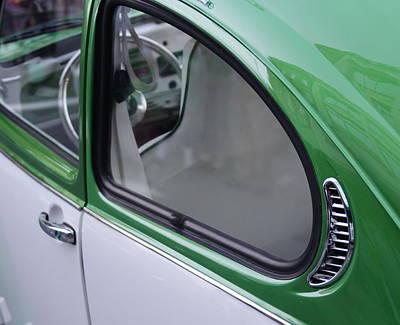 Photograph - VW by Alan Skonieczny