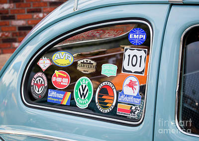 Photograph - Vw Club by Chris Dutton