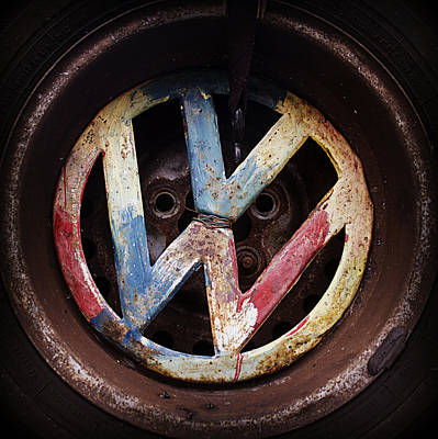 Photograph - VW by Joseph Skompski