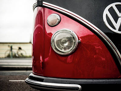 Photograph - Vw Split Screen Camper by Will Gudgeon