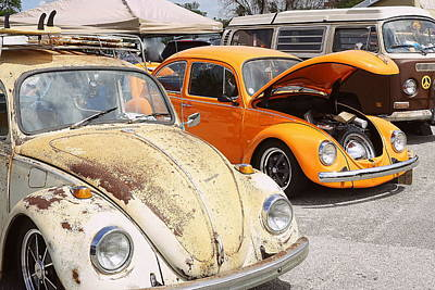 Photograph - Vws Of The Past by Laurie Perry