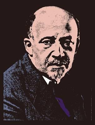 W. E. B. Du Bois Print by Otis Porritt