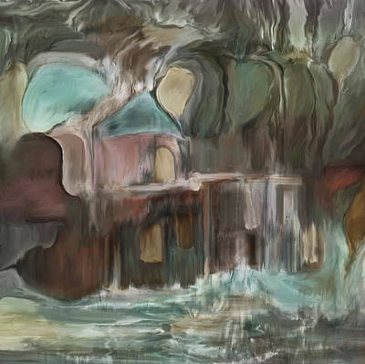 Mixed Media - Dreams #16 by Viggo Mortensen
