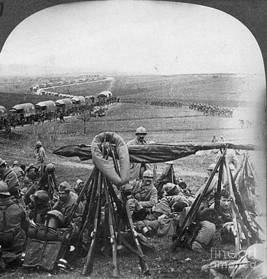 Photograph - W W I: Battle Of Verdun by Granger