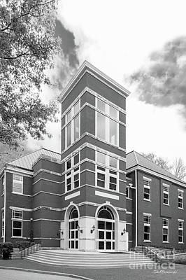 Photograph - Wabash College Detchon Center by University Icons