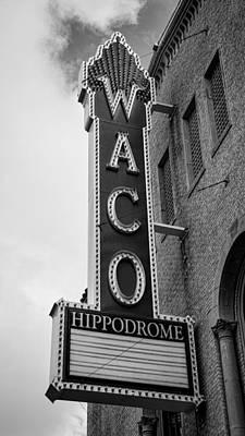 Waco Hippodrome - #2 Art Print